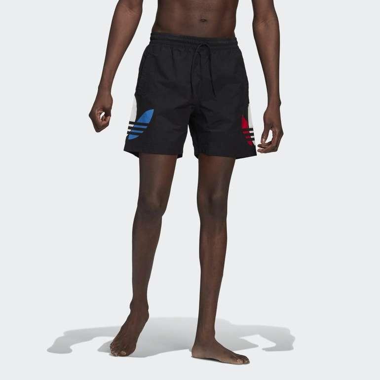Adidas Adicolor Badeshorts in 2 Farben für je 25,20€ inkl. Versand (statt 34€)