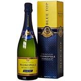 Heidsieck & Co. Monopole Blue Top Brut Champagner für 15€ (statt 20€)