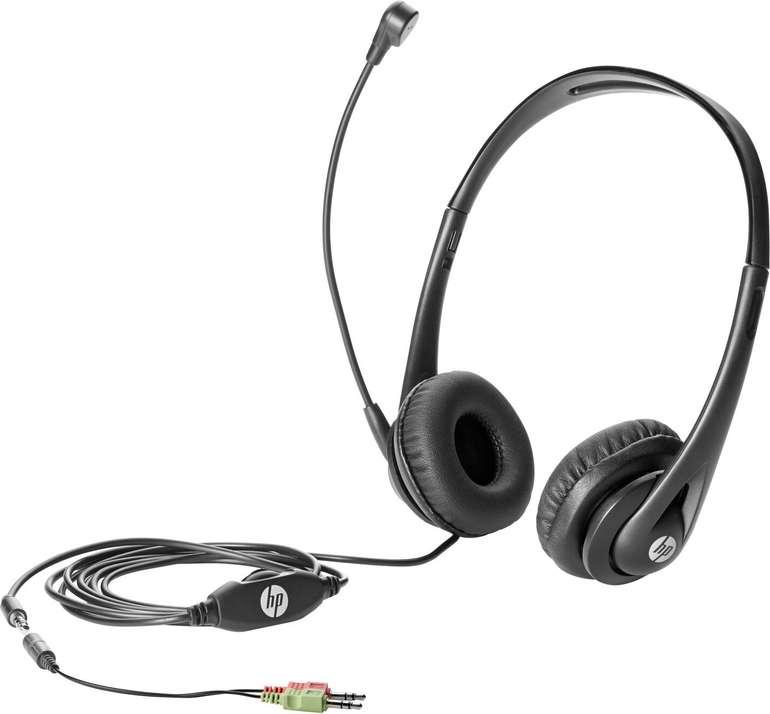 HP Business Headset v2 in Schwarz für 11,99€ inkl. Versand (statt 19€)