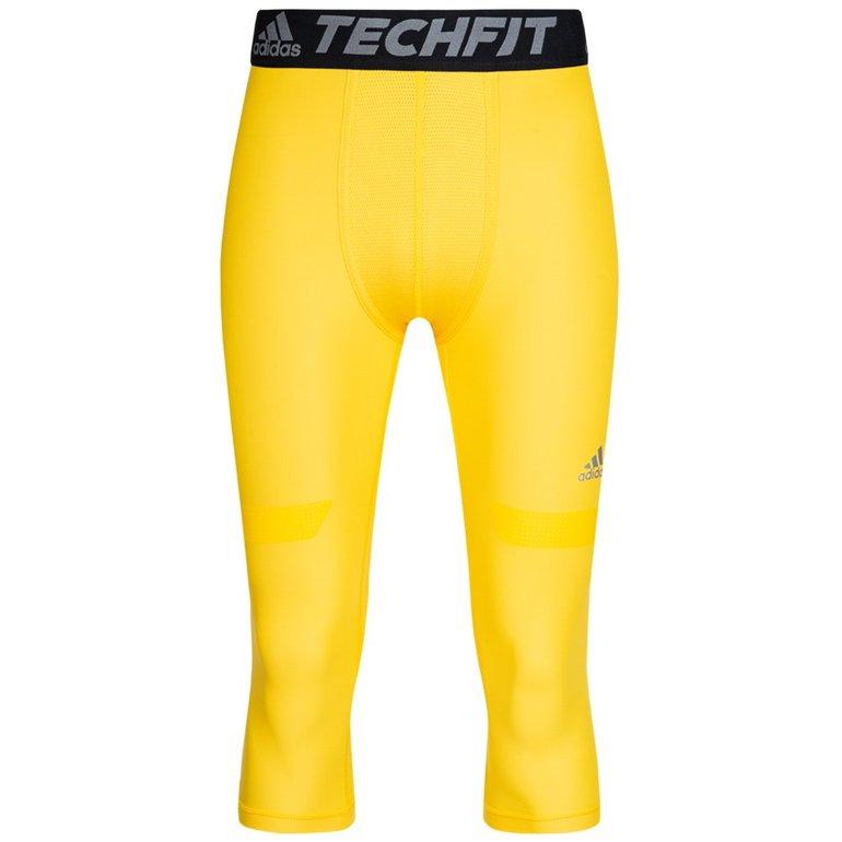 Adidas TechFit Chill Herren 3/4 Tights für 13,94€ inkl. Versand (statt 24€)