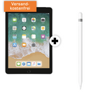 Apple iPad 2018 (32GB, LTE) + Pencil + 5GB Vodafone LTE Flat für 19,99€ mtl.