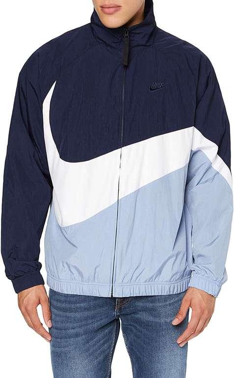 Nike Swoosh Woven Herren Jacke für 39,99€ inkl. Versand (statt 90€)