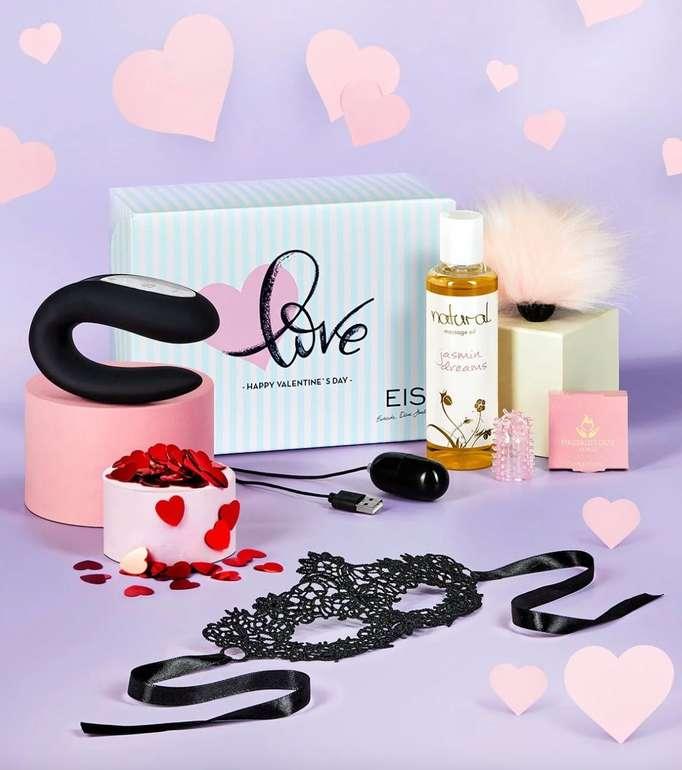 Love is in the Air: Eis.de Valentinstags SALE mit bis zu 90% Rabatt + diverse Gratisartikel