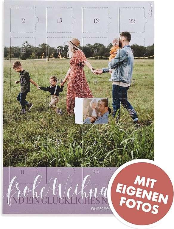 Familiensache Foto Adventskalender mit eigenen Fotos für 9,45€ inkl. Versand (statt 19€)