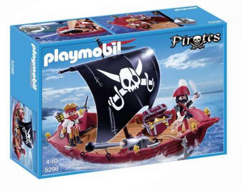 Playmobil® Pirates Totenkopfsegler (5298) für 23,94€ inkl. Versand (statt 30€) - Abholung: 17,99€