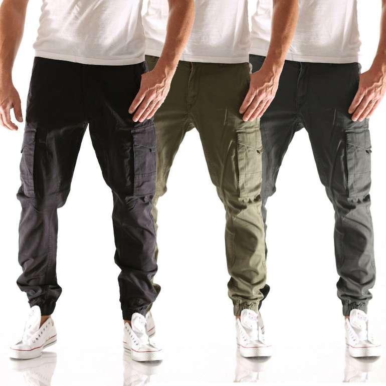 Jack & Jones Paul Flake Cargo Tapered Herren Jeans für 39,95€ inkl. Versand (statt 54€)