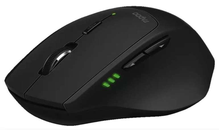 Rapoo MT550 Multi-Mode Maus für 25€ inkl. Versand (statt 32€)