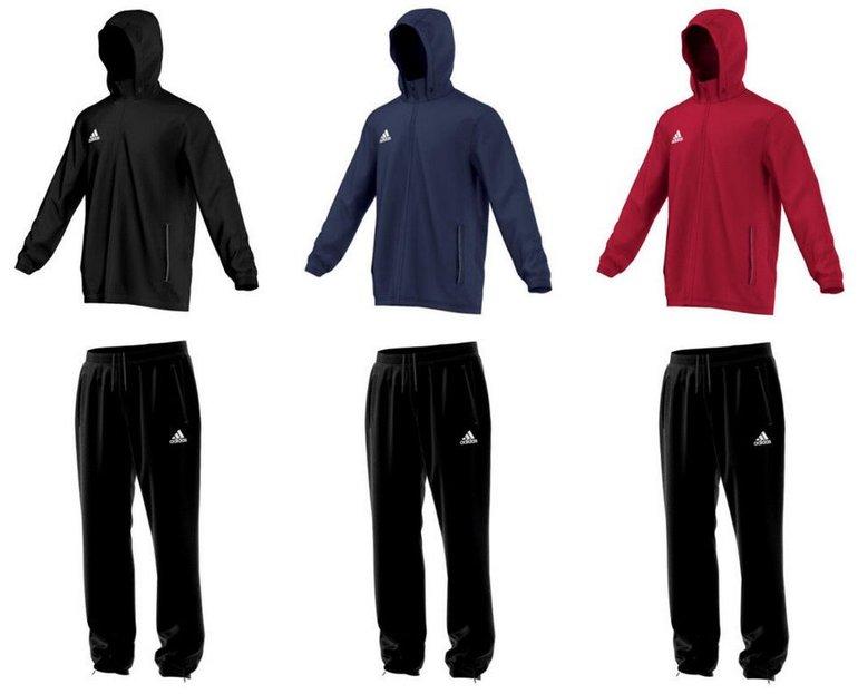Adidas Core 15 Regenjacke oder Regenhose für je 19,99€ inkl. Versand