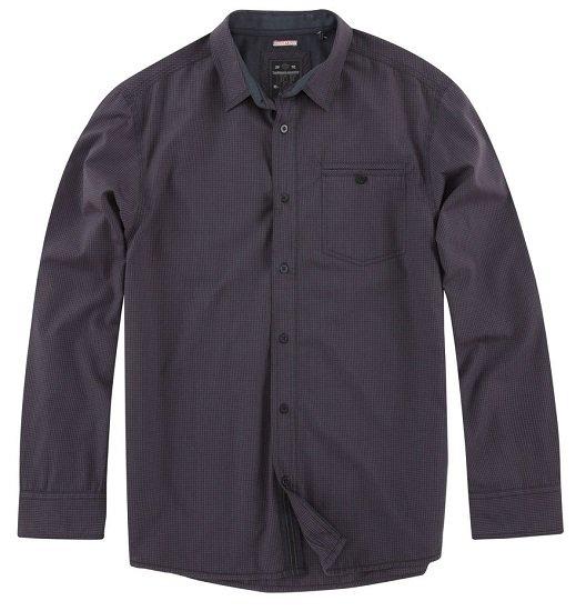 Jeans Fritz Sale bis -65% + 30% auf bereits reduzierte Waren - z.B. Regular Fit: Hemd mit Vichy-Karo für 6,99€
