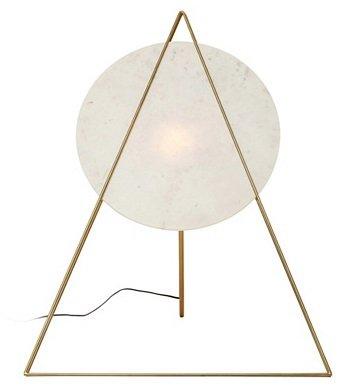 Kare Design Sale mit bis zu 49% Rabatt, z.B. Stehleuchte Triangle Marple 169,99€