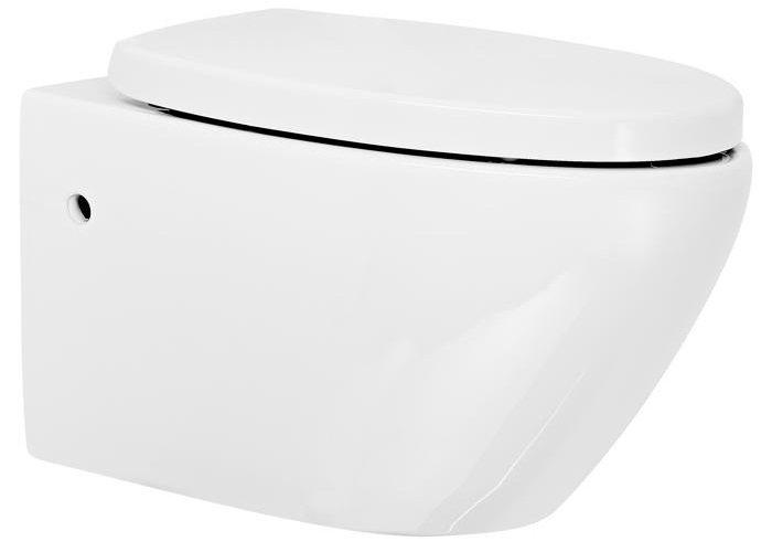 toom Wand-WC Rio spülrandlos für 99,99€ inkl. Versand (statt 178€)