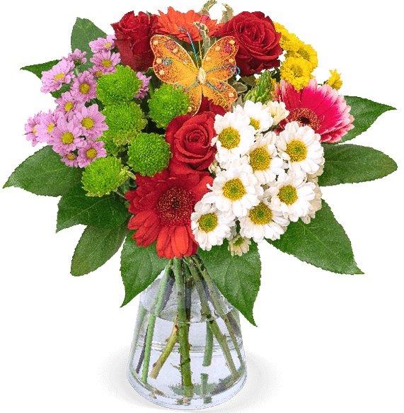 """Blumenstrauß """"Beste Mama"""" - Blumen zum Muttertag - für 25,38€ inkl. Versand"""