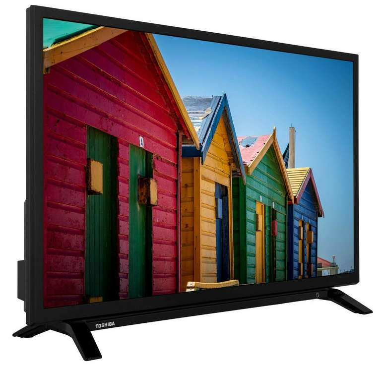 Toshiba 32L2963DG TV mit 32 Zoll (Full HD, Smart TV, Prime Video) für 199,99€inkl. Versand (statt 244€)