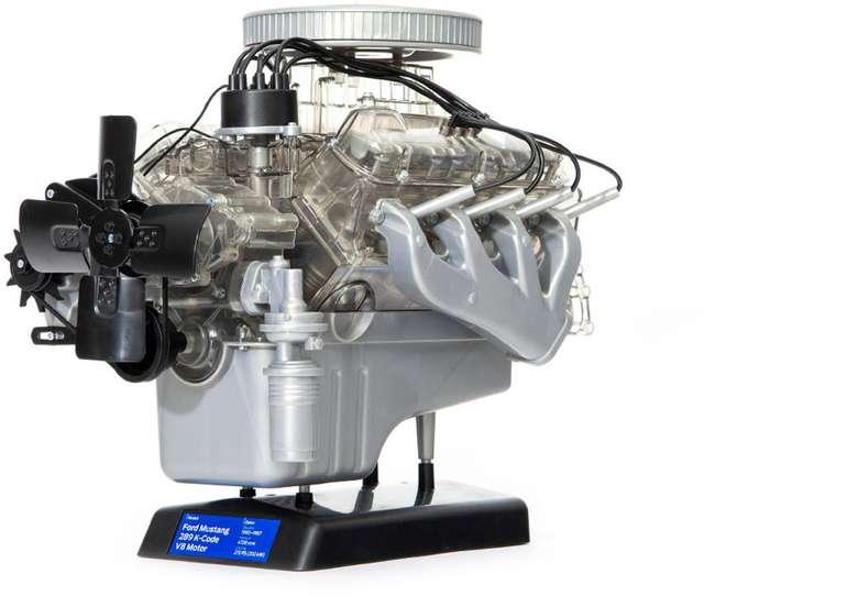 Franzis Ford Mustang V8-Motor (Maßstab 1:3) für 110€ inkl. VSK (statt 125€)