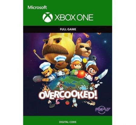 Overcooked (Xbox One, Download Code) für 1,19€