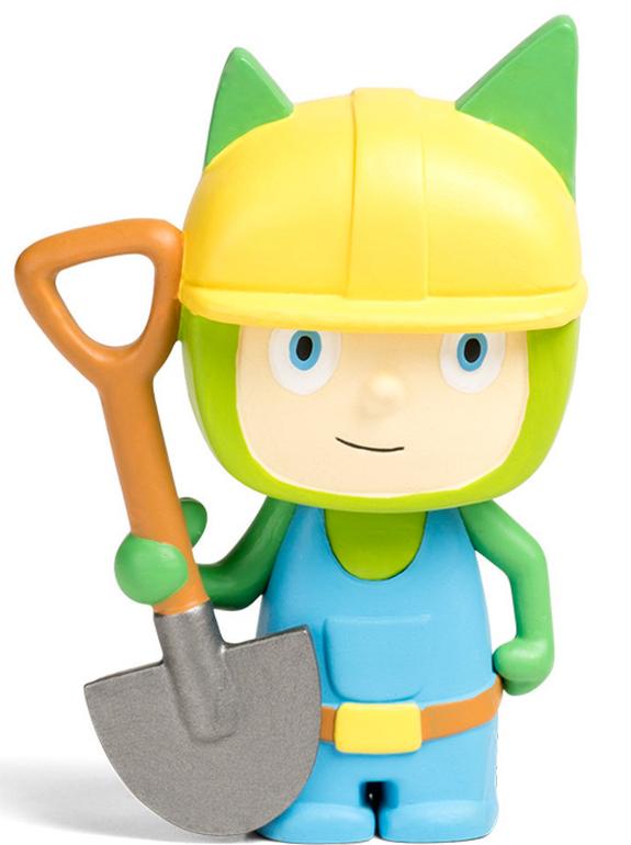 Boxine Tonie-Hörfigur: Kreativ-Tonie Bauarbeiter für 10€ inkl. VSK (statt 14€)