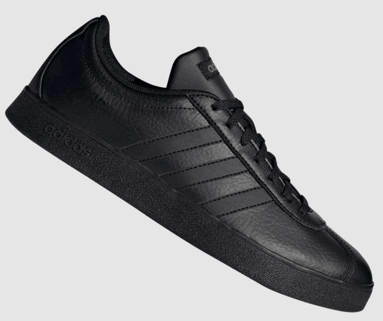 adidas Freizeitschuh VL Court 2.0 schwarz für 35,96€inkl. Versand (statt 43€)
