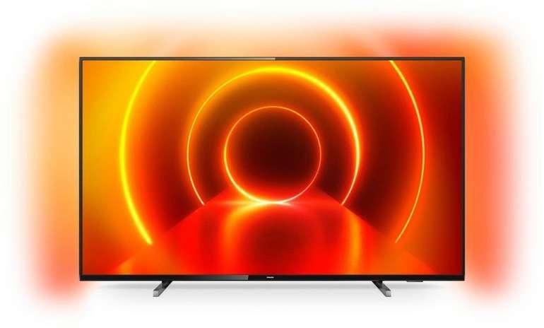 """Philips 50PUS7805/12 - 50"""" LED-TV (4K, WLAN, Ambilight, Dolby Vision) für 399€ inkl. Versand (statt 476€)"""