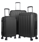Reisekoffer Gepäckset mit 3 Hartschalen-Koffer (TSA-Schloss) für 74,95€