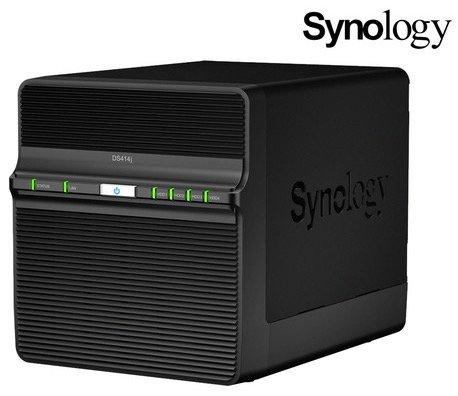Synology DS414j 4-Bay NAS-Leergehäuse für 225,90€ inkl. Versand