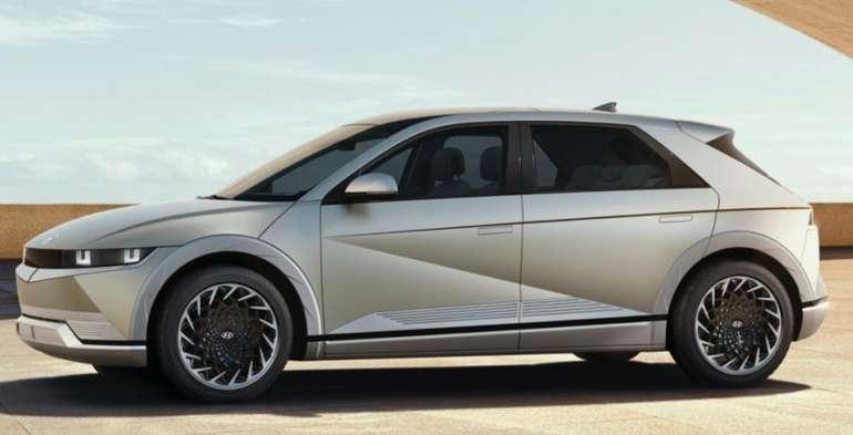 Privatleasing: Hyundai IONIQ 5 mit 305 PS für 379€ mtl. (BAFA, LF: 0.69, Überführung: 895€)