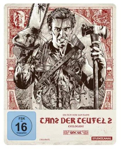 Tanz der Teufel 2 (Blu-ray) für 15,65€ inkl. Versand (statt 22€)