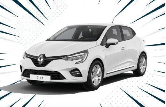 Renault Clio 5 EXPERIENCE für 42€ mtl. Netto im Gewerbeleasing - LF: 0,32