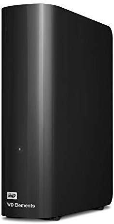 Western Digital 10 TB Elements Desktop externe Festplatte USB3.0