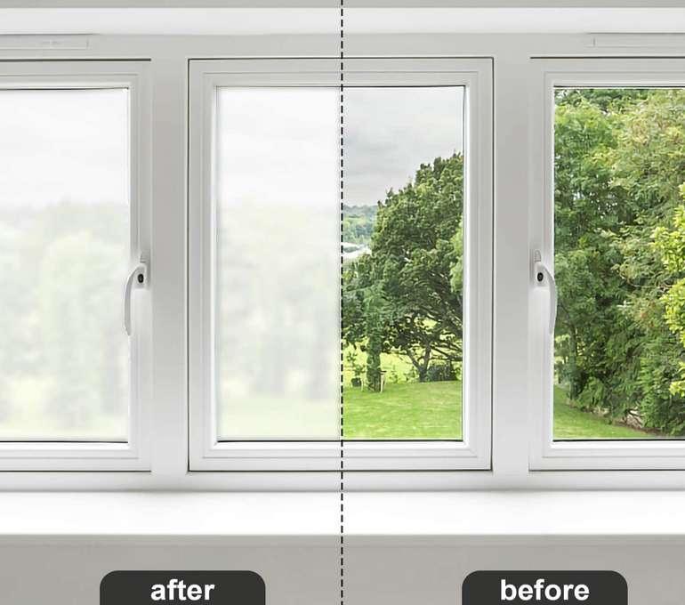 Einfeben selbsthaftende Fensterfolie für 11,19€ inkl. Versand (statt 16€)