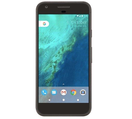 Google Pixel (49€) + Vodafone Smart Surf (2GB, 50 SMS/Min.) für 14,99€ mtl.