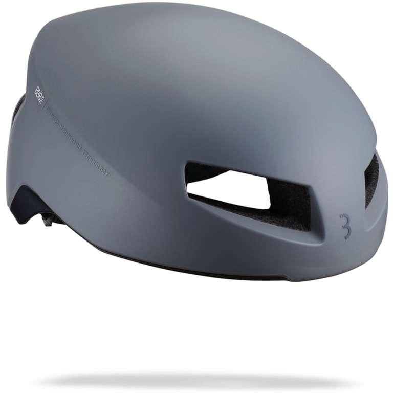 BBB Cycling Tithon Fahrradhelm grau - aerodynamischer und belüfteter Helm für 43€ inkl. Versand (statt 90€)
