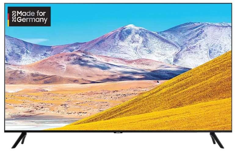 Samsung GU82TU8079 - 82 Zoll UHD 4K LED Smart-TV für 1.199€ (statt 1.299€) + 150€ MM Coupon!