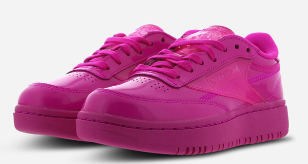 """Reebok by Cardi B """"Club Double Coated"""" Damen Schuhe in Pink für 69,99€inkl. Versand (statt 90€)"""