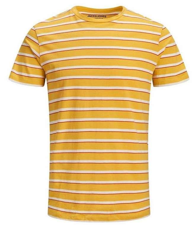 Jack & Jones gestreiftes Herren T-Shirt für 6,05€ inkl. Versand (statt 15€)
