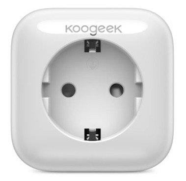 Koogeek WiFi-fähiger Smart-Plug (Apple HomeKit) für 21,68€ inkl. Versand