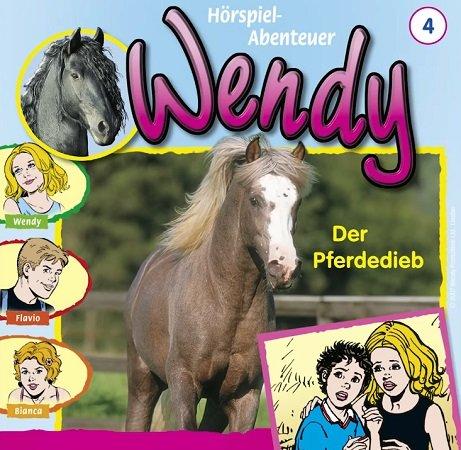 Wendy: Der Pferdedieb (Folge 4) kostenlos als Hörspiel des Monats