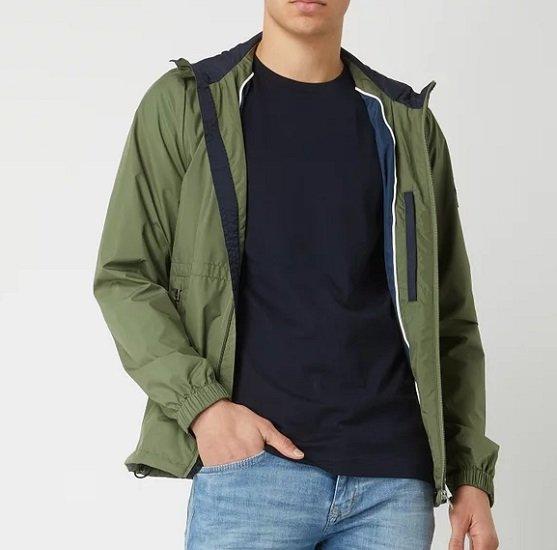 GANT Jacke aus recyceltem Polyester in zwei Farben für je 143,99€ (statt 200€)