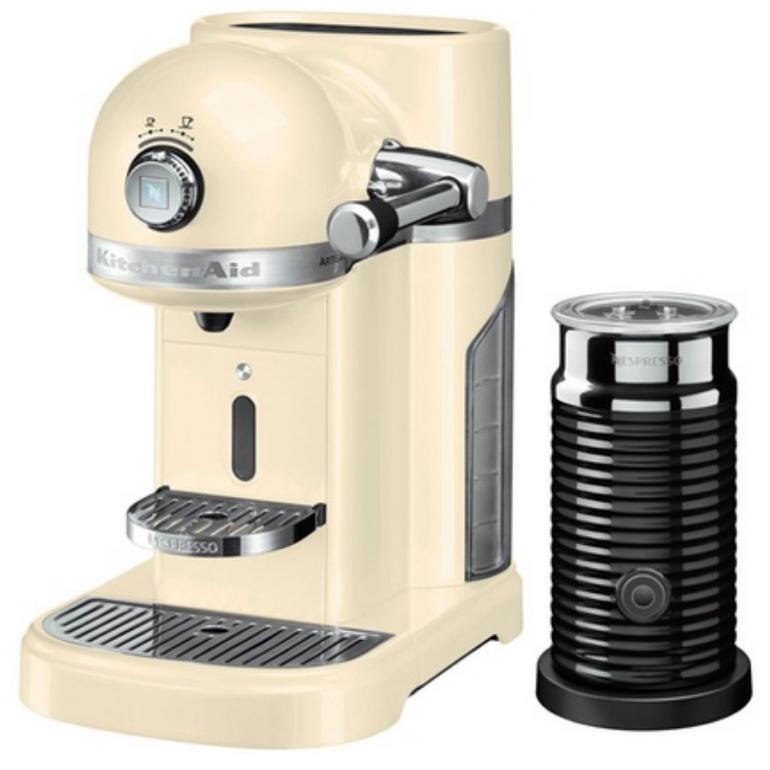 Schnell! KitchenAid Artisan 5KES0504 Kapselmaschine für 199,99€ (statt 308€)