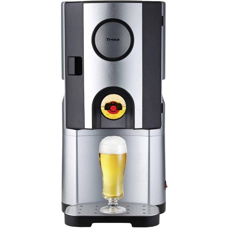 Trisa Bierzapfanlage Beer Cooler (für 5-Liter Fässer) je 50,39€ inkl. Versand