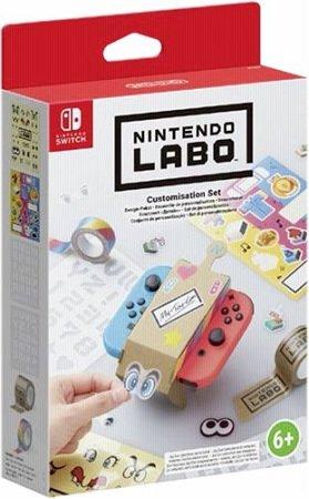 Nintendo Labo - Design-Paket für Nintendo Switch für 5,69€ inkl. VSK (statt 9€)