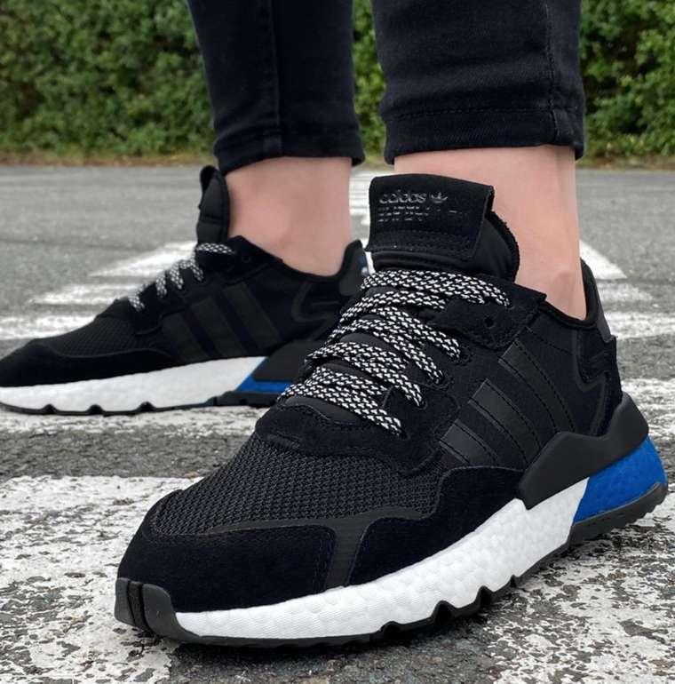 Adidas Originals Nite Boost Jogger Sneaker für 74,99€ inkl. Versand (statt 85€)