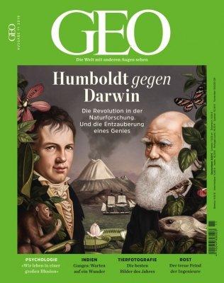 """3 Monats-Abo der Zeitschrift """"GEO"""" für 26,40€ + 25€ Bestchoice Gutschein oder 3 Ausgaben komplett kostenlos!"""