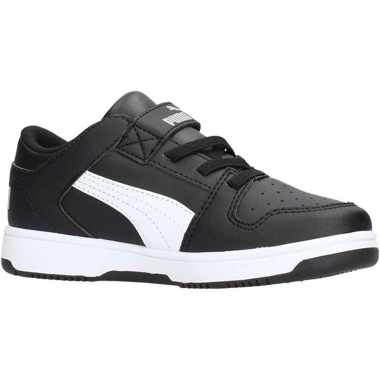 Puma Kinder Sneaker Rebound Layup für 24,25€ inkl. VSK (statt 41€)