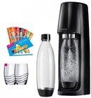 Sodastream Easy + 2 Flaschen, 2 Gläser, Proben und CO2 Zylinder für 55,24€