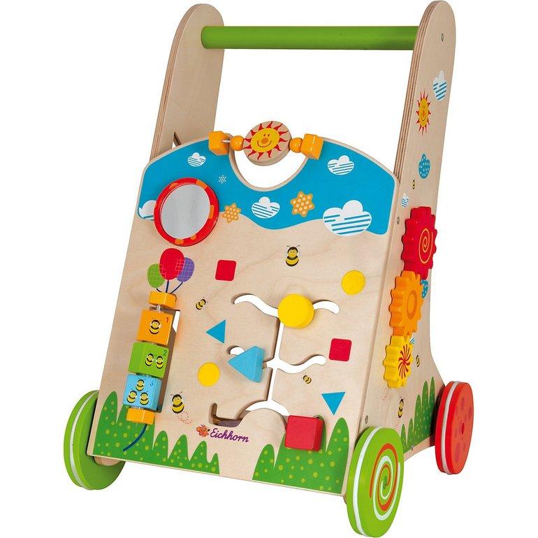 Eichhorn Color Spiel- und Lauflernwagen für 29,94€ inkl. Versand (statt 49€)
