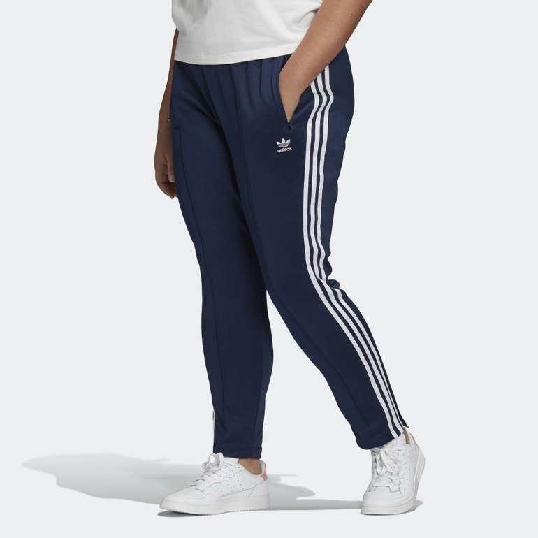 Adidas Damen Primeblue SST Trainingshose (große Größen) für 38,95€ (statt 49€) - Creators Club