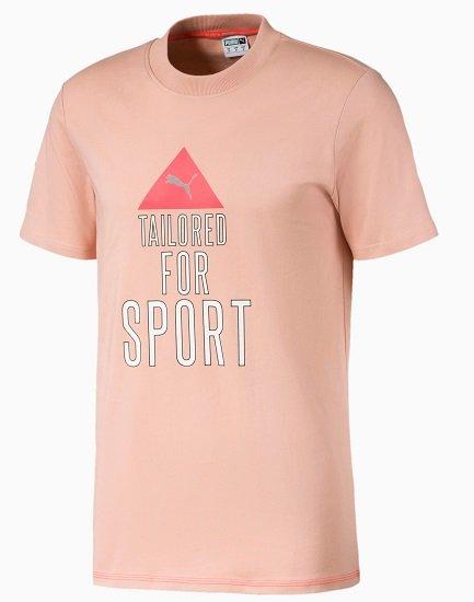 Puma Tailored for Sport Industrial Herren T-Shirt für 10,20€ inkl. Versand (statt 22€)