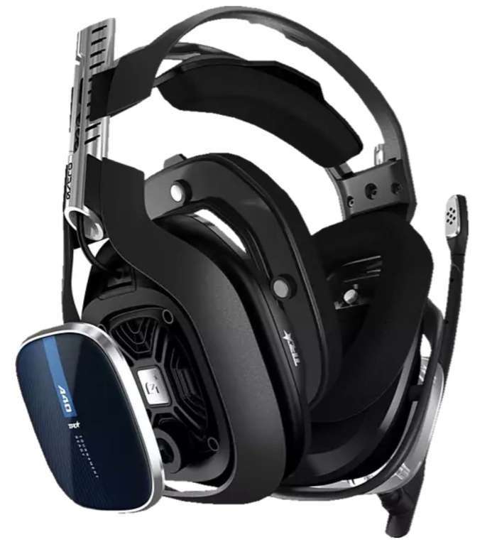 Astro Gaming A40 TR Over-Ear Gaming Headset (PC, Switch, PS4, PS5, Xbox One) für 119,99€ (statt 144€)