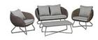 Testrut Gartenmöbel Sale - z.B. Lounge Set für 650€ inkl. Versand (statt 1.038€)