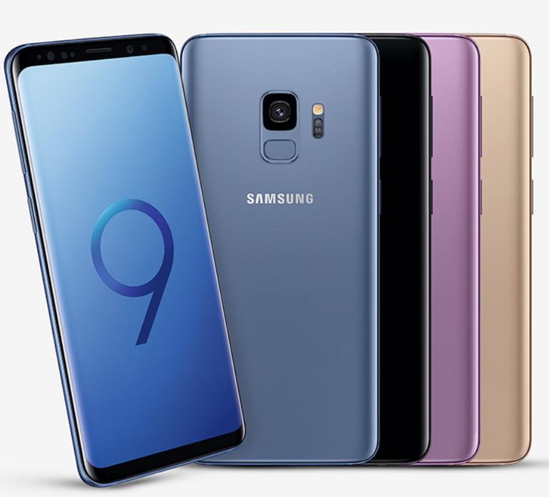 Samsung Galaxy S9 (4,95€) + o2 Blue All-in M Allnet mit 5GB LTE für 19,99€ mtl.